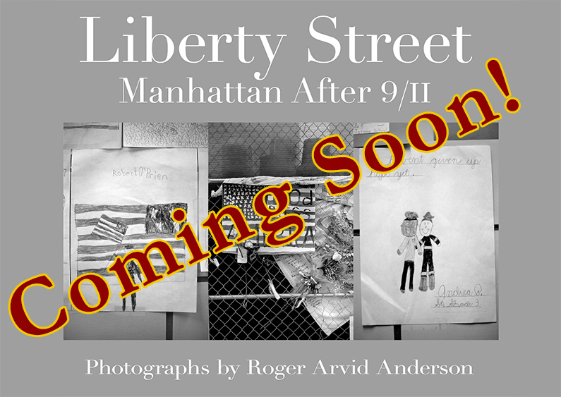 Liberty Street Book Cover with