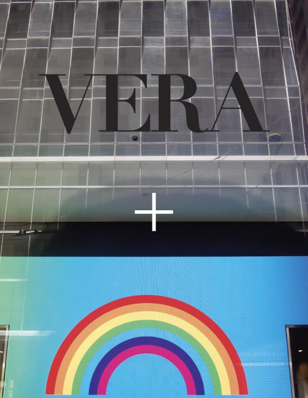 Vera+ Cover